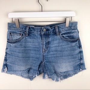 Gap | Sexy Boyfriend Denim Shorts